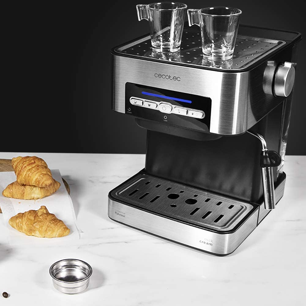 Cecotec Power Espresso 20 Matic test et avis
