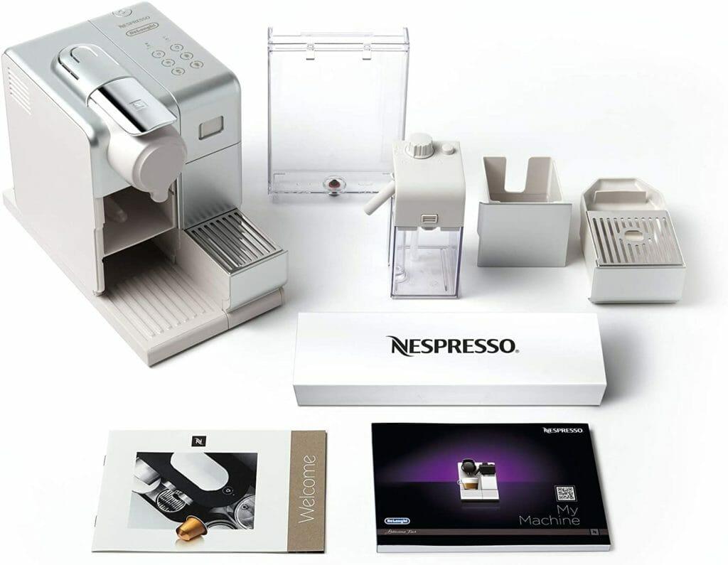 Delonghi EN 560.S Nespresso Lattisima Touch test et avis