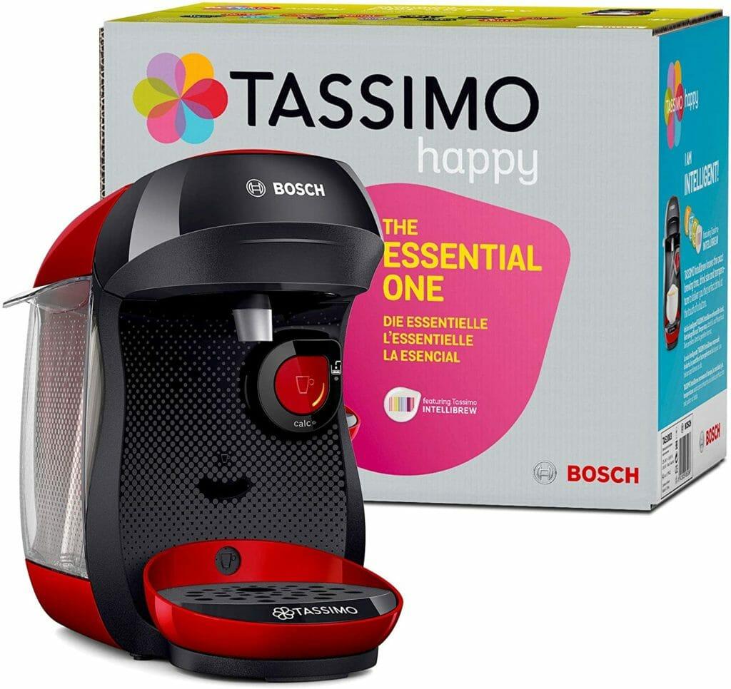 Bosch Tassimo Happy TAS1002 avis et test