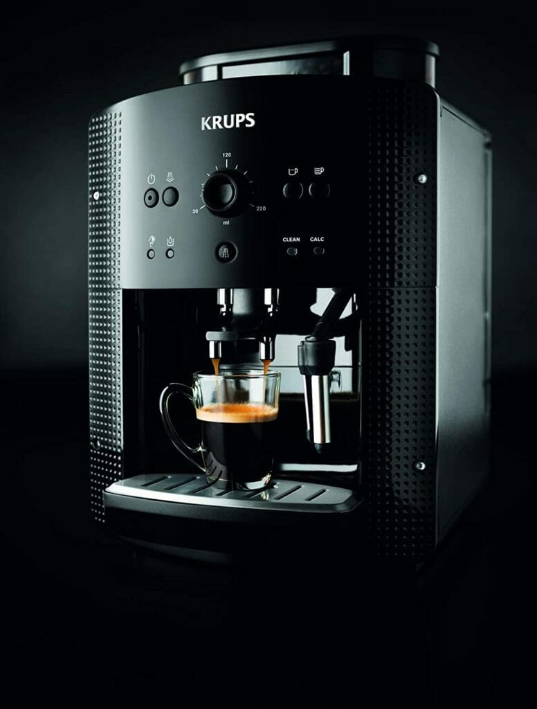 Krups EA8108 avis et test